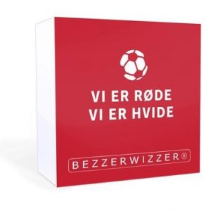 Bezzerwizzer bricks – Vi er røde, vi er hvide