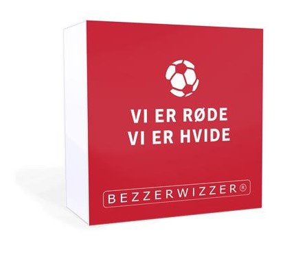 Bezzerwizzer - Vi er røde vi er hvide