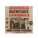 Single plade på Vinyl - Danmarks OL Landshold synger