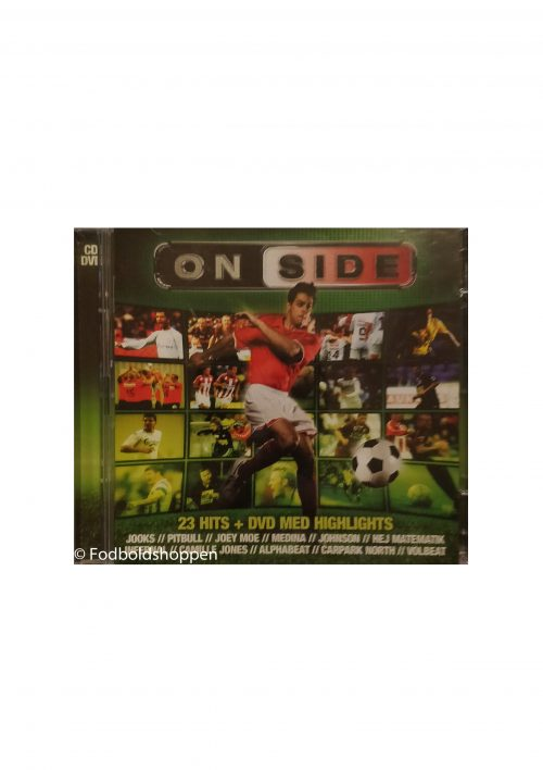 CD + DVD - Onside
