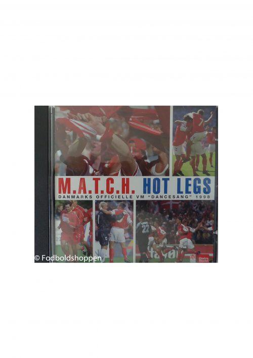 "M.A.T.C.H. – Hot Legs (Danmarks Officielle VM ""Dancesang"" 1998)"