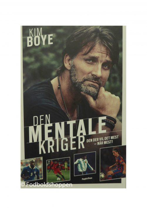 Kim Boye - Bogen den mentale kriger