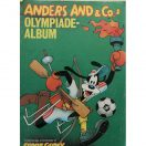 Anders And & Co - Olympiade Album (komplet)