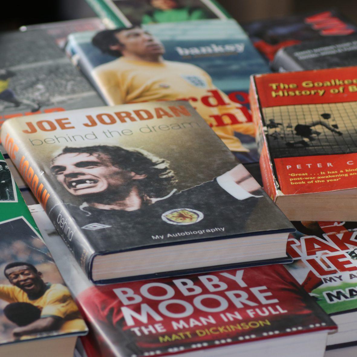Bøger om engelsk fodbold