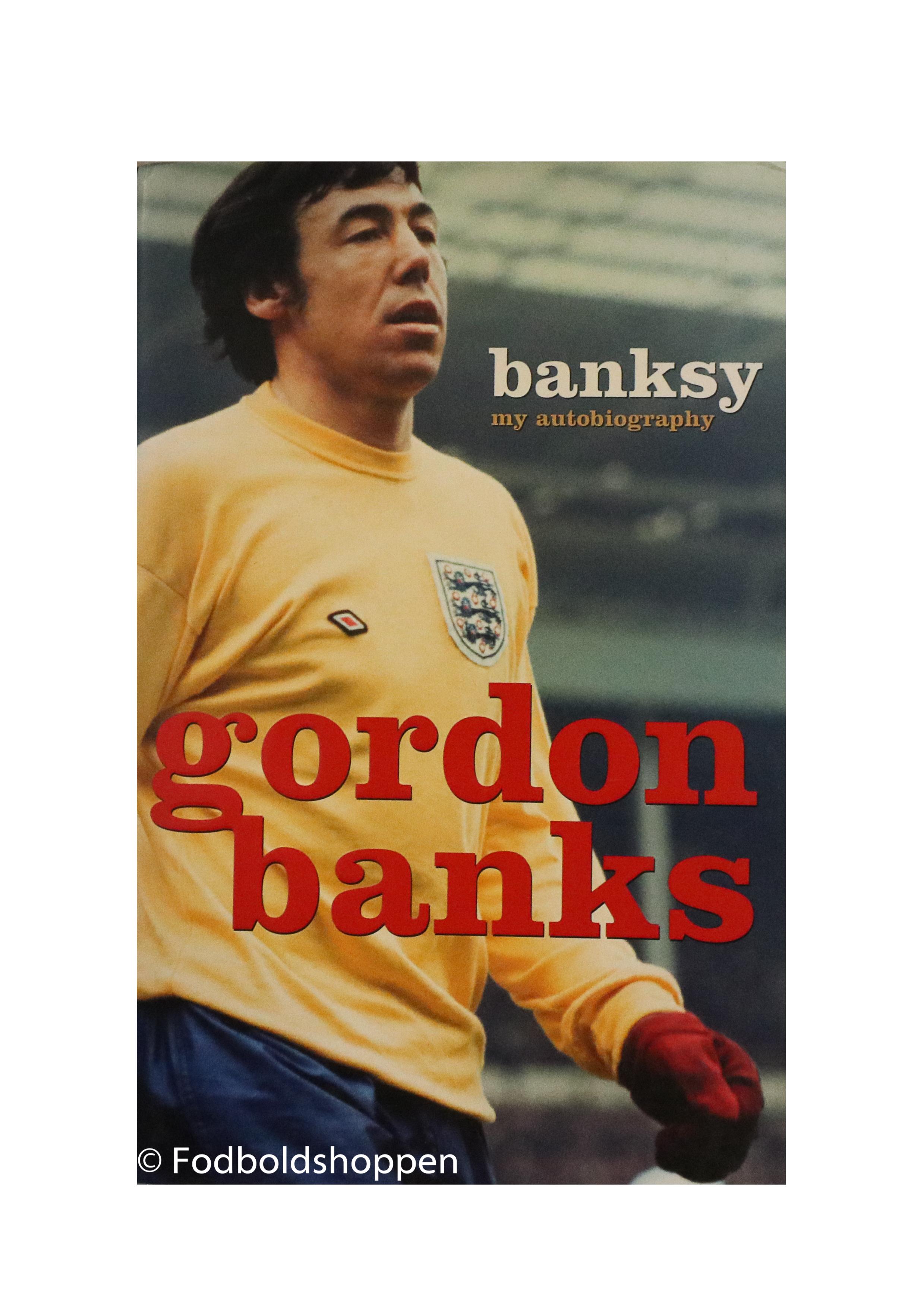 Gordon Banks - Banksy