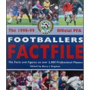 Official Footballers Factfile 1998-99