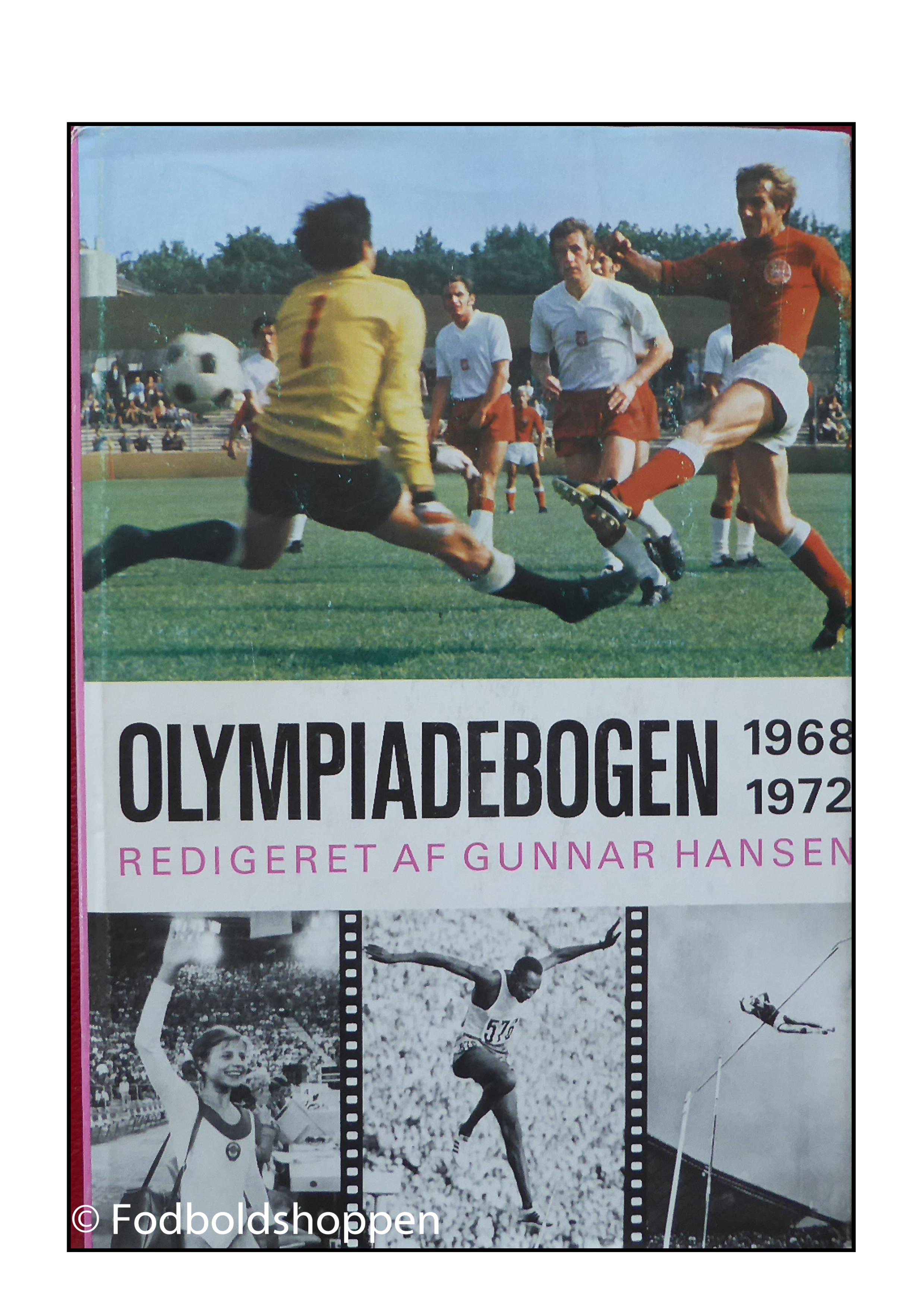 Olympiadebogen 1968-1972