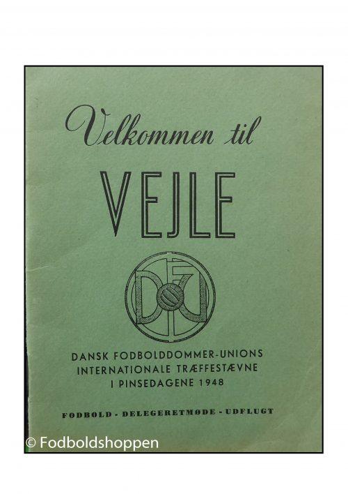 DFU Træffestævne 1948