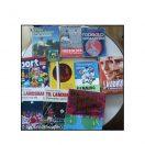 Fodbold Bogpakke 1 - 10 blandede bøger