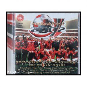 CD – Fodboldfest 2002