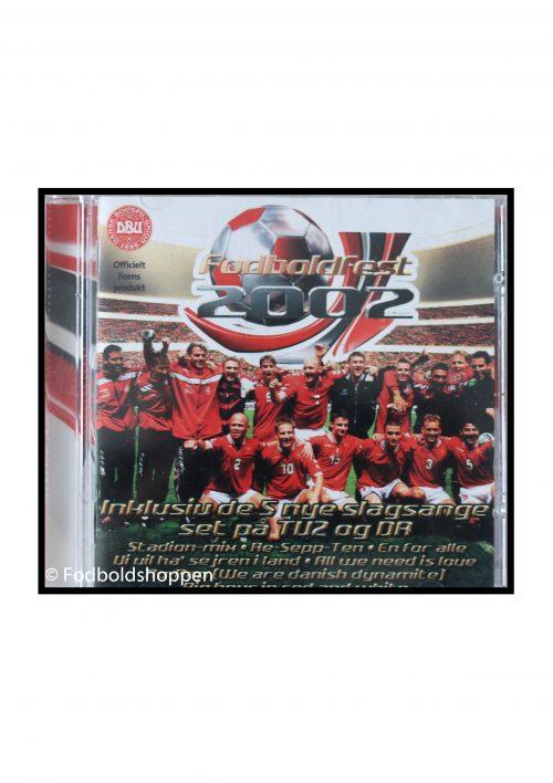 CD - Fodboldfest 2002