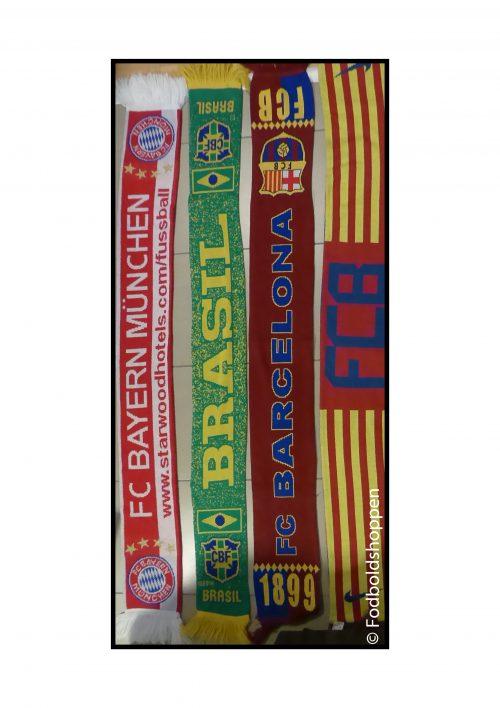 Fodbold Halstørklæde
