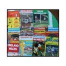 11 Engelske Landsholds programmer