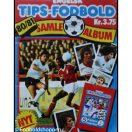 Samlealbum - Engelsk Fodbold 1980/81 - tæt på komplet