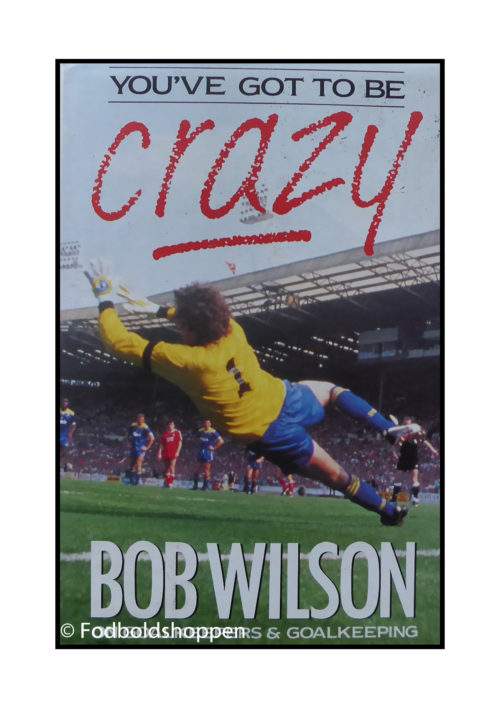 You've got to be crazy: on goalkeepers and goalkeeping