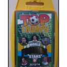 World Football Stars Top Trumps - Kortspil
