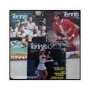 Tennis - Off. Blad for Dansk Tennis Forbund - 3 blade