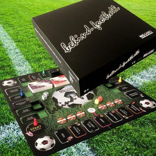 Fodboldshoppen brætspil