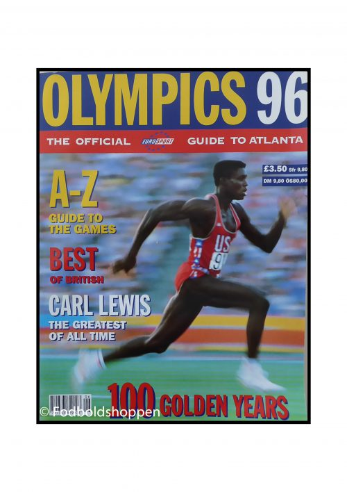 Olympics 96 - The Official Guide to Atlanta
