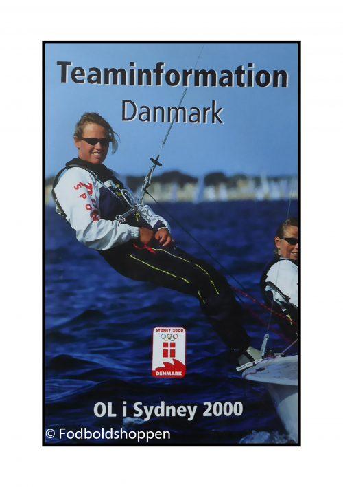 Teaminformation Danmark - OL Sydney 2000
