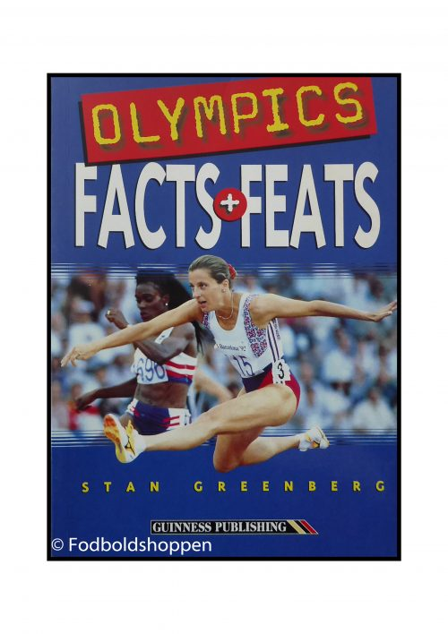 Guinness Book of Olympics Facts and Feats