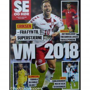 VM 2018 – Se og Hør VM tillæg