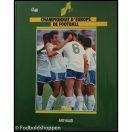 EM 1984 Fodboldbog
