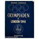 Magnus Simonsen - Olympiaden i London 1948