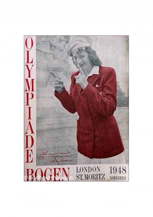 Olympiadebogen 1948