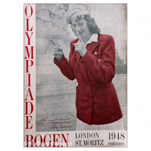 Olympiadebogen 1948 (soft)