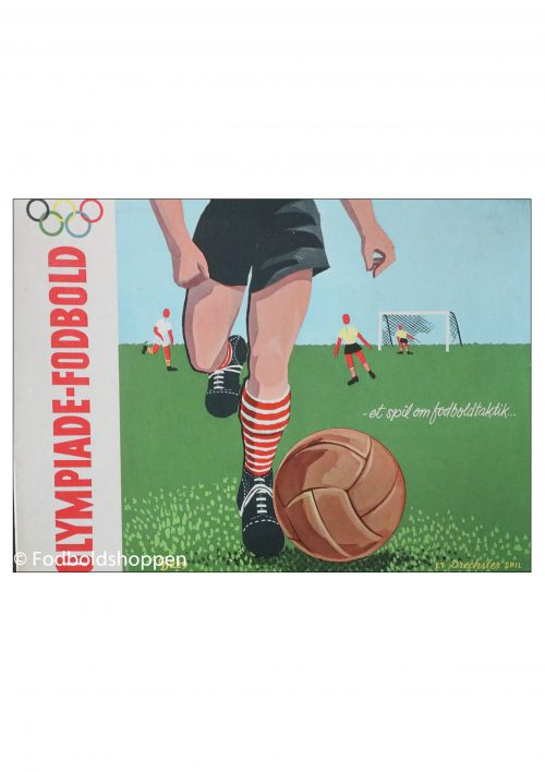 Brætspil - Olympiade Fodbold