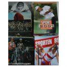 Samling af årets bedste sport / sportsårbogen ( 40 stk )