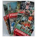 Fodbold årets bedste 1973-1982 - 10 årgange i 1 lot