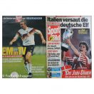 Kicker EM 1992 - TV Guide + Magasin om Danmarks triumf