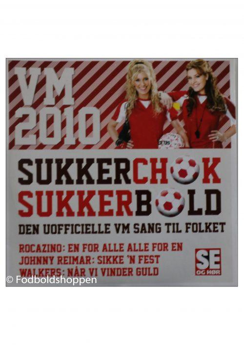 VM 2010 CD - Sukkerchok - Sukkerbold