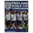 England world cup companion 2006