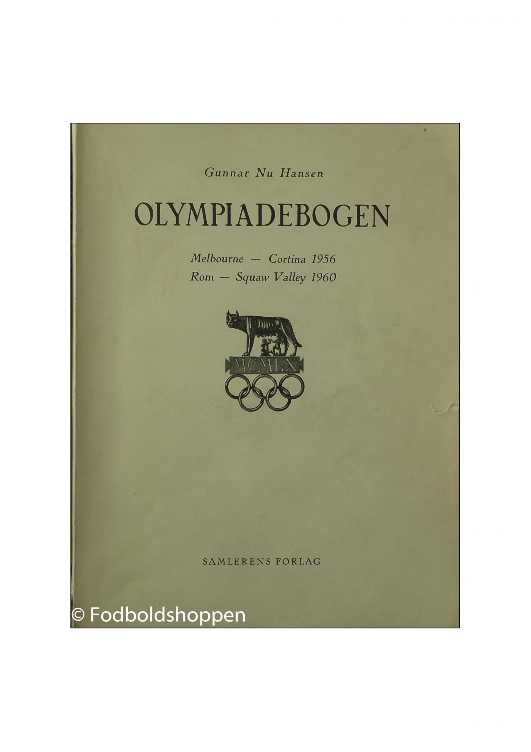 OL 1956 og 1960 bog