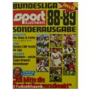 Bundesliga 88/89 - Sport illustrierte