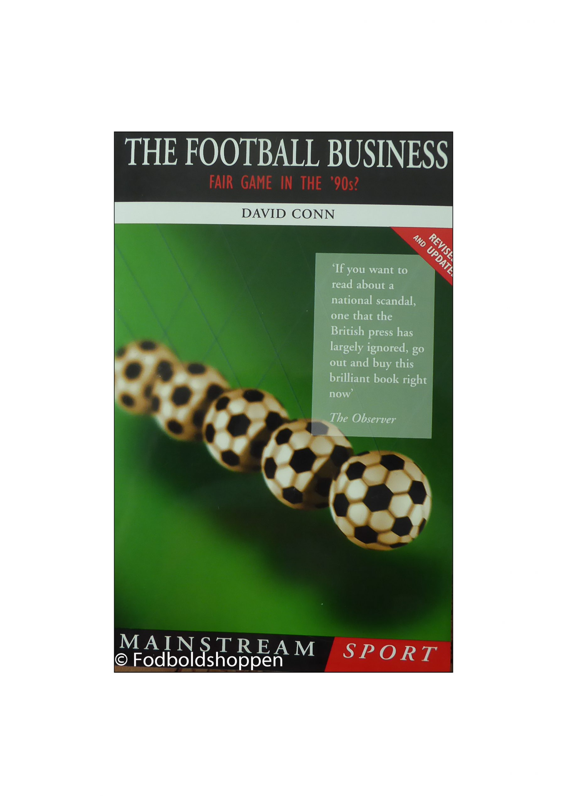 The Football Business - Fair game in the 90s