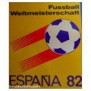 Fussball Weltmeisterschaft Espana 1982