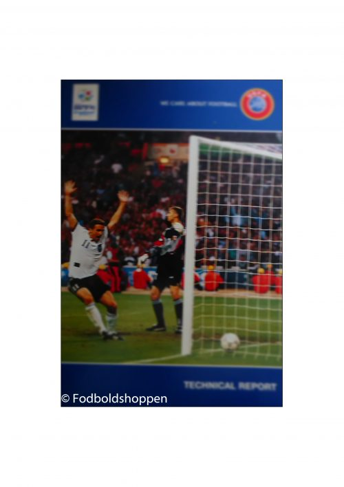 UEFA - Euro 96 Technical Report