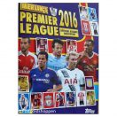 Merlin Premier League 2016 Off. Sticker Collection. KOMPLET