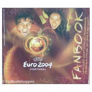 Euro 2004 Fanbook – Official Programme Euro 2004