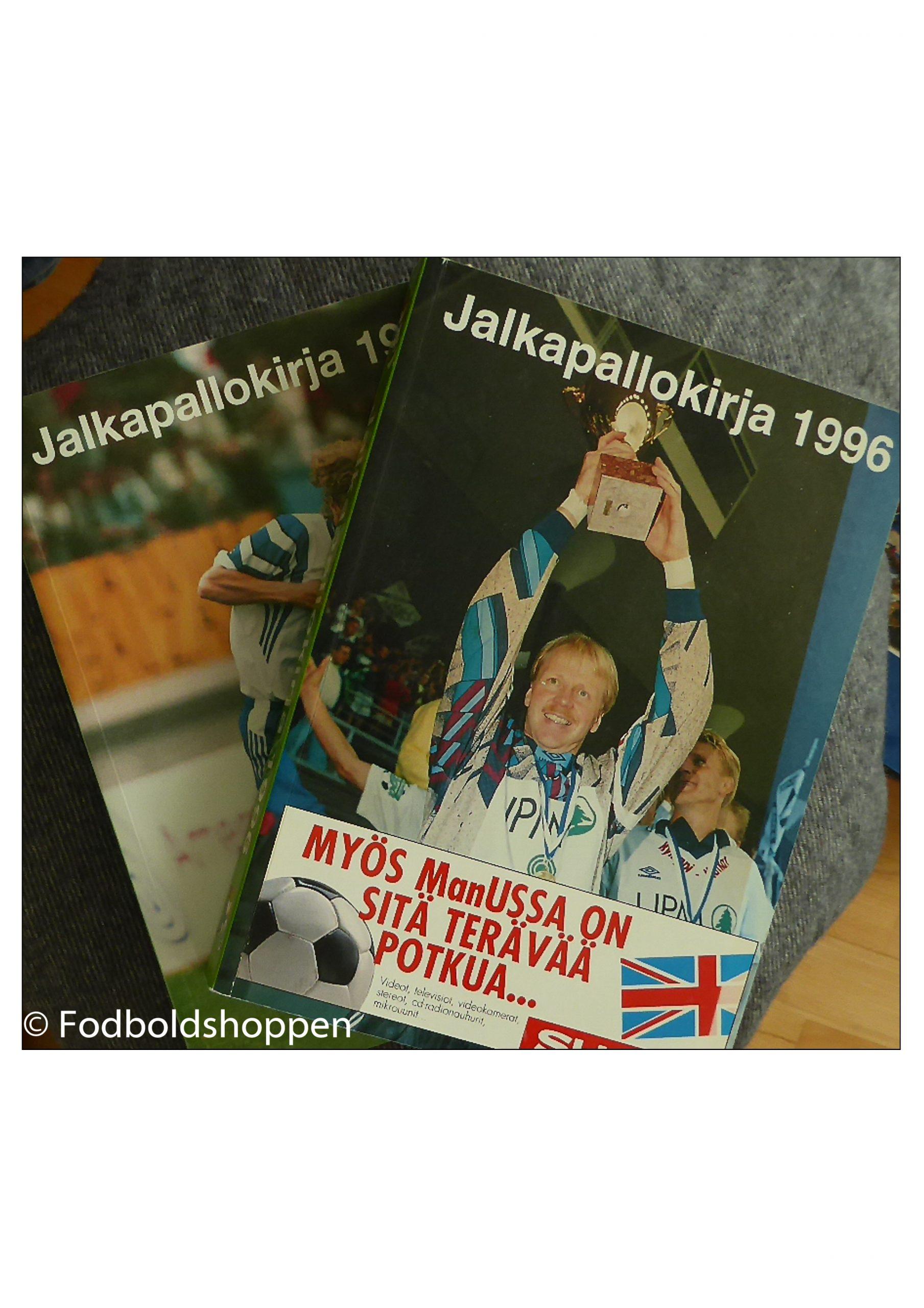 Finsk Fodboldårbog - Jalkapallokirja