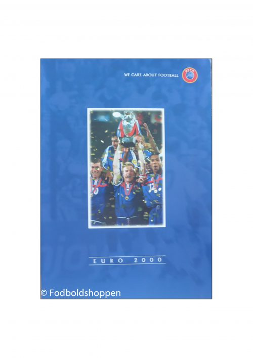 EURO 2000 - UEFA Technical report