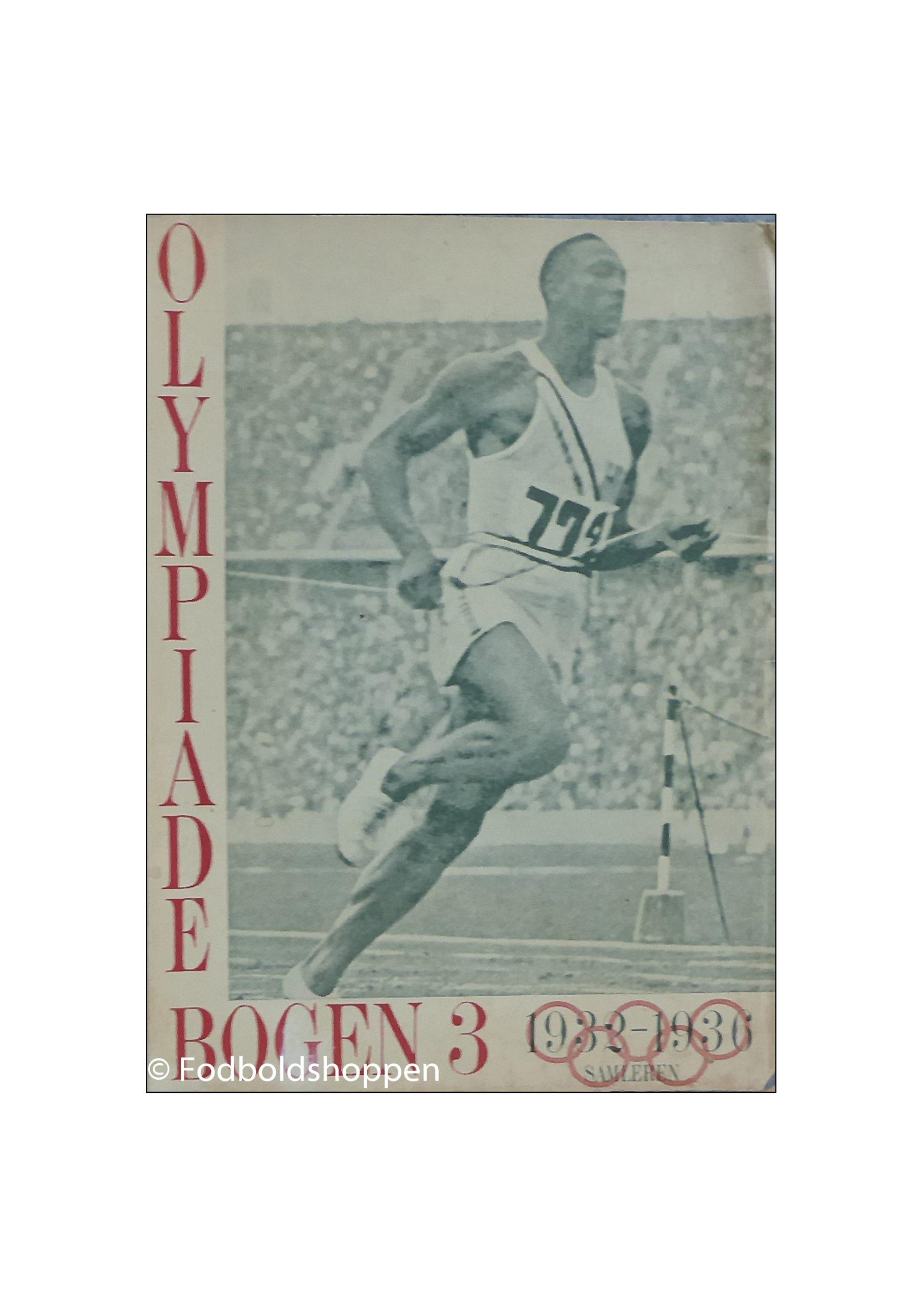 Olympiadebogen 1932-1936