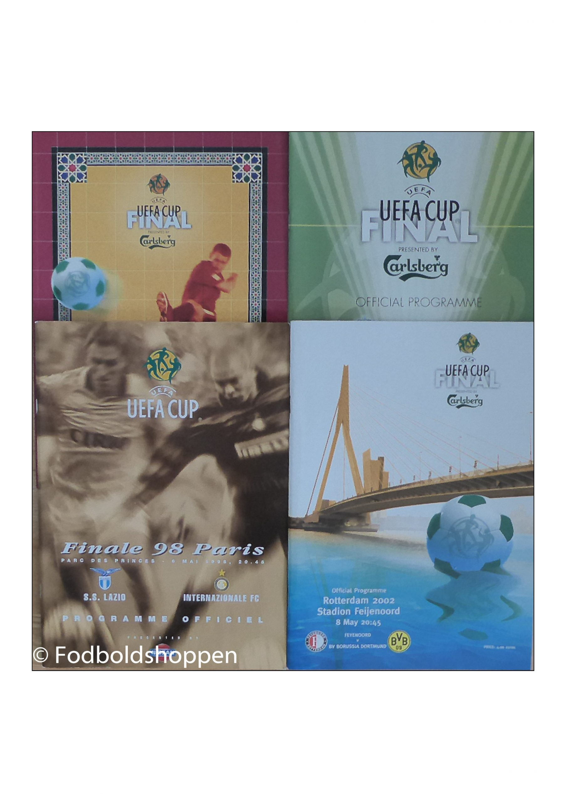 UEFA Cup Finale Program