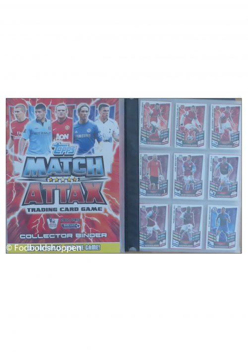 Topps Match Attax 2012/13