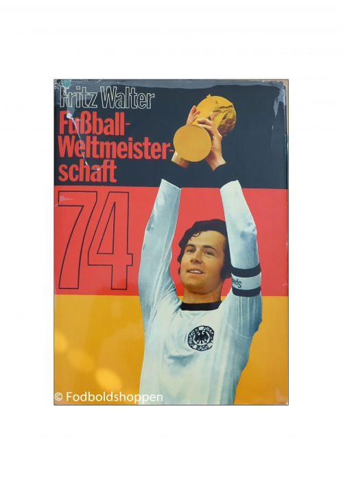 Fritz Walter - Fussbaal Weltmeisterschaft 74
