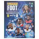 Panini foot Championnat De France 2017/18 Samlealbum (komplet)
